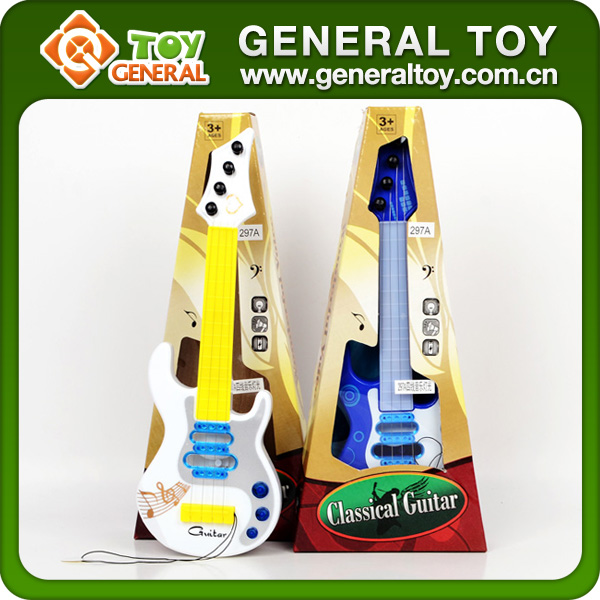 Plastic Toy Guitar Mini Guitar Toy Baby Toy Guitar