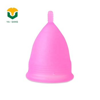 CE And FDA Medical Women Silicone Ladies silicone menstrual cup
