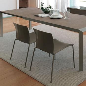 White Gloss Living Room Furniture Modern Center Table
