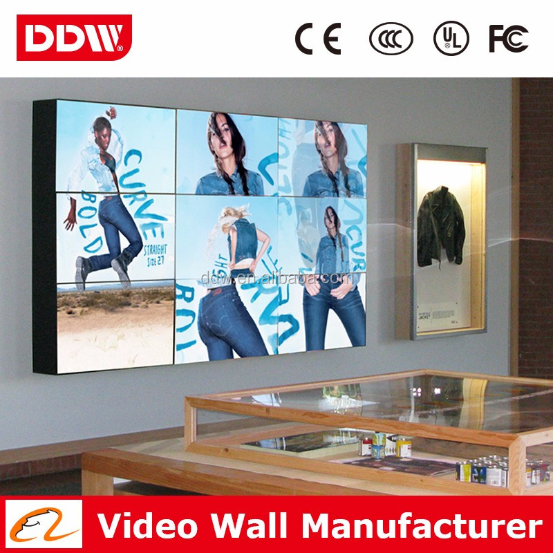 4x4 lcd video wall lcd video wall system