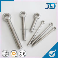American standared stainless steel eye bolt