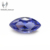 Customize Various Types Synthetic Gemstone Tanzanite Color Marquise Cut cubic zirconia loose stones