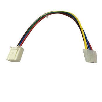Pin Wiring Harness Splitter on 4 pin spark plugs, 4 pin power supply, 4 pin ignition module, 4 pin light bulbs,