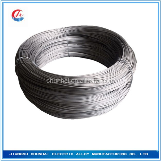 nicr 8020 thermo-electric alloy resistance wire