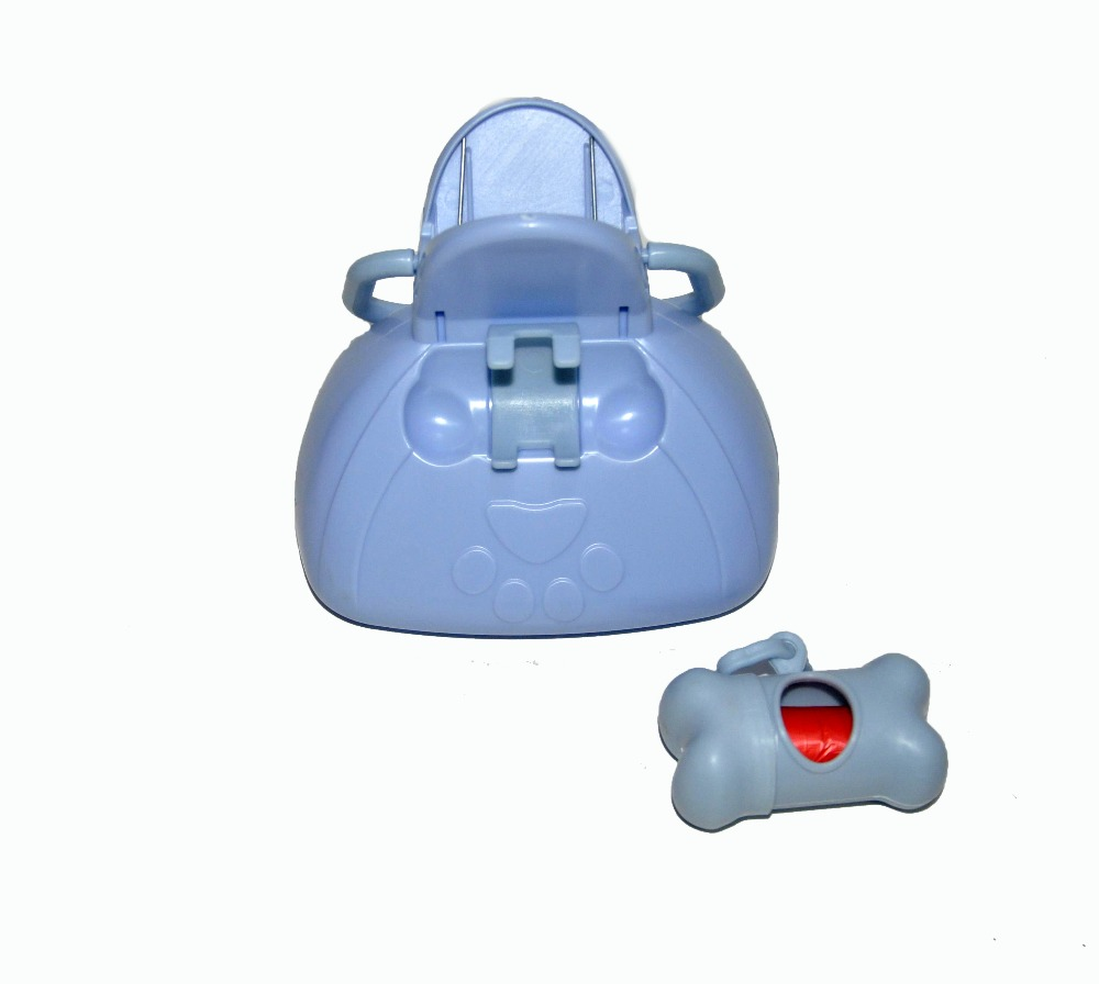 New Design multi-function portable cleaning product pet pooper scooper  Waste Collector with waste bag
