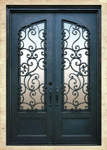 Safety Door Grill Design - Buy Metal Door,Iron Grill Door ...
