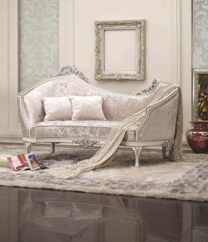 stile antico europeo romantico divano in legno set classico mobili ... - Soggiorno Stile Antico 2