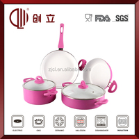 kitchen utensils cookware set pot