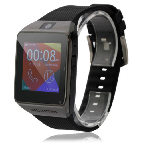 Bluetooth Smart Watch WristWatch W008 Watch for Samsung S4/Note 2/Note 3 HTC LG Huawei Xiaomi Android Phone Smartphones 2015 Hot