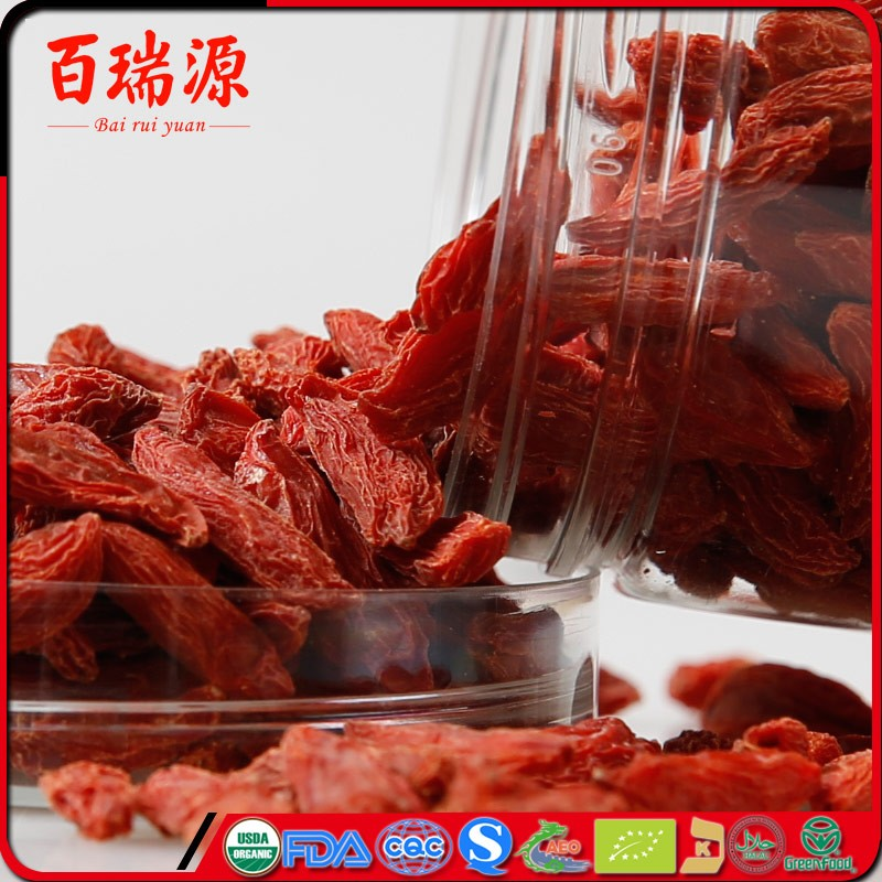 2016 Selling the best quality cost-effective products organic goji berries