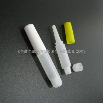 Super Glue bottles Plastic small 0.7g Packaging false nail eyelash