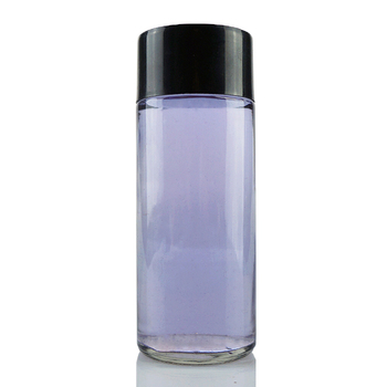 1db45df8cc 240ml 375ml Voss glass bottle with plastic screw lid , spring water bottle  for beverage