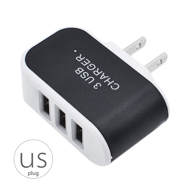 USB power adapter portable travel charger