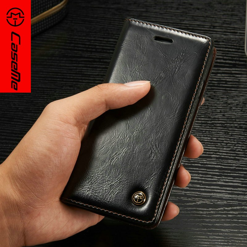 Hot Selling Products CaseMe Case for Apple iPhones 7, Leather Case for Apple iPhones, Accessories Case for Apple Phones