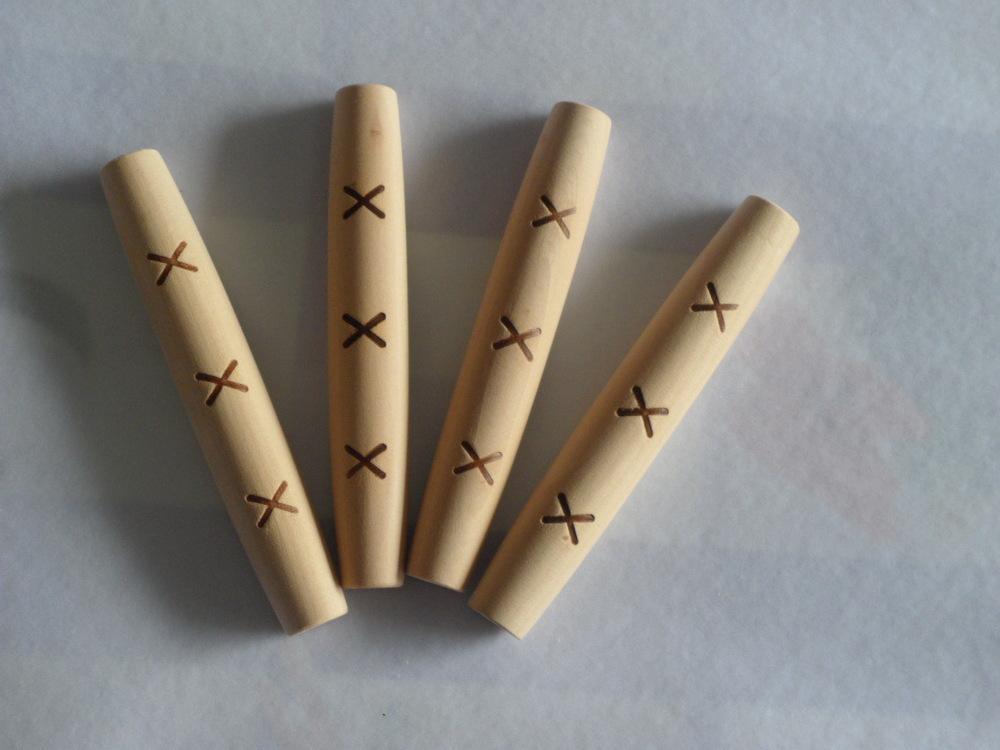 Korean Tranditional Wood Board Game Set Yut Nori