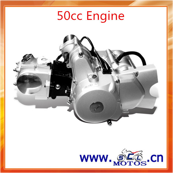 Loncin ATV Motorcycle 50cc engine SCL-2014080133
