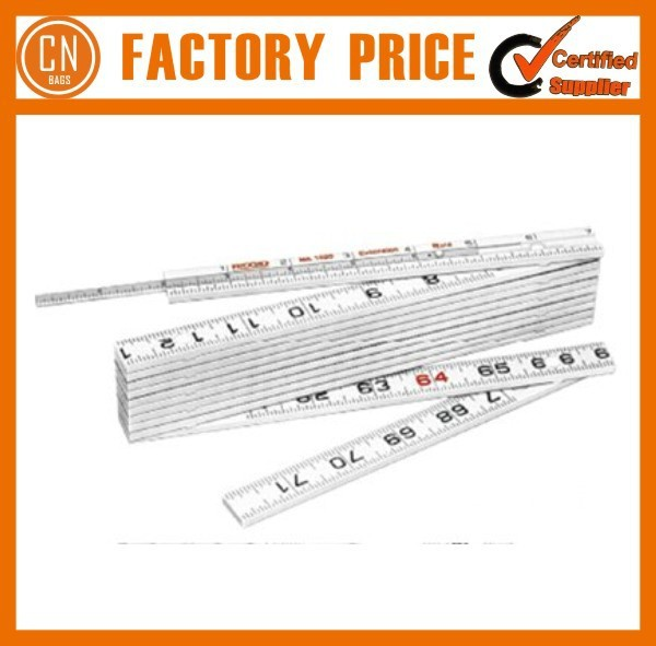 Promotional Custom Wooden Folding Ruler