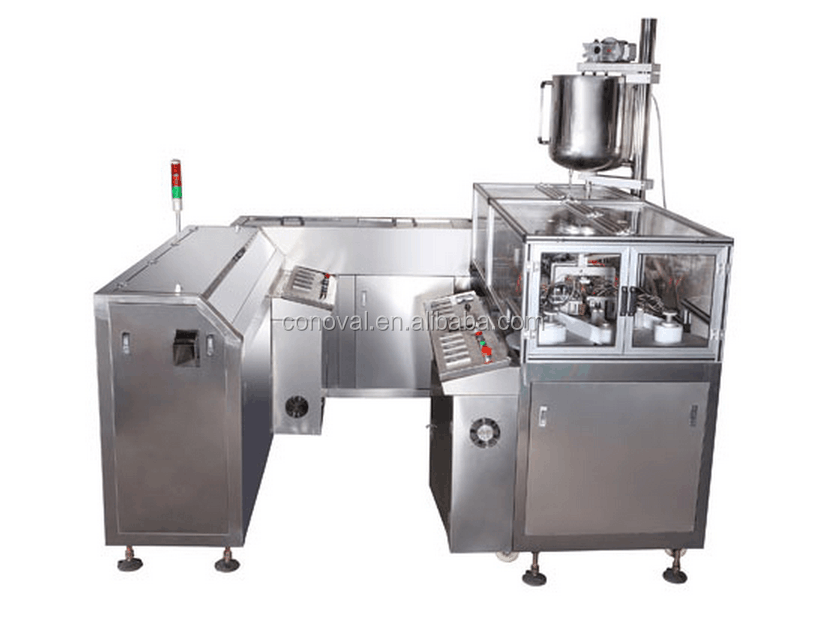 Factory full automatic suppository filling and sealing Machine