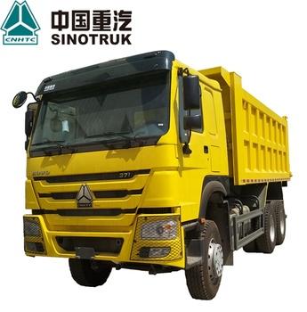 Sand Soil Chipping Gravel Transportation Used Sino 30 Tons