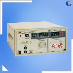 2672D Model Electrical Safety Tester,2672D 5KV Hipot Tester, High Voltage Withstand Test Instrument