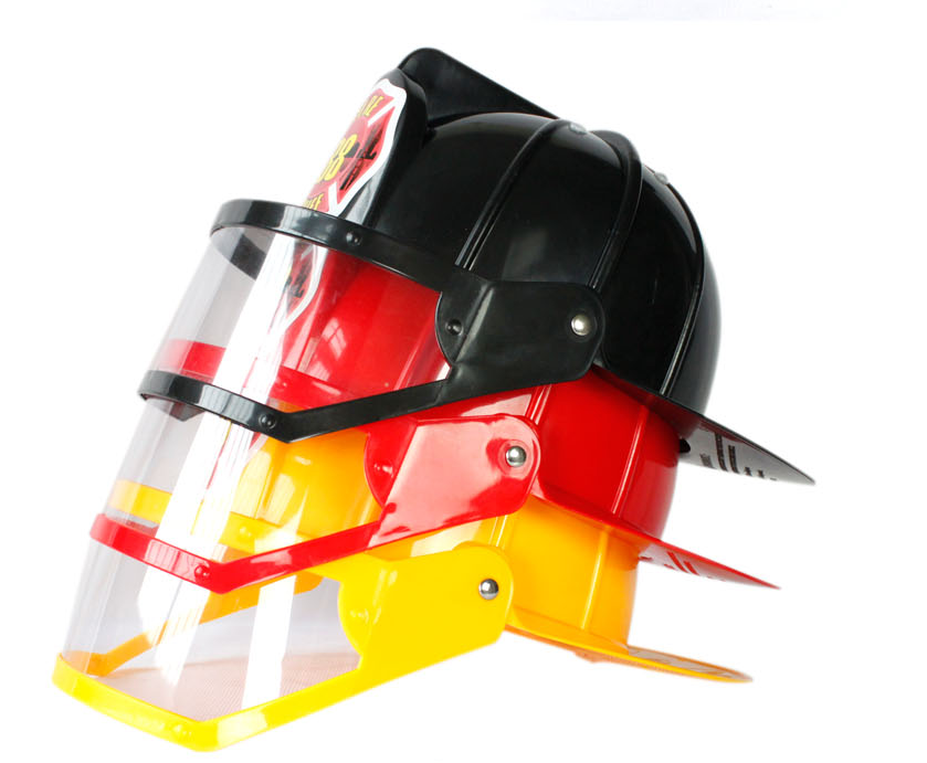 plastic fire protection fire hat safety helmet toy buy fire hat