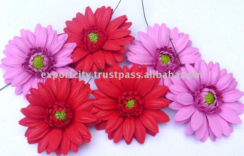 artificial eva foam flowers gerbera buy foam flowers artificial