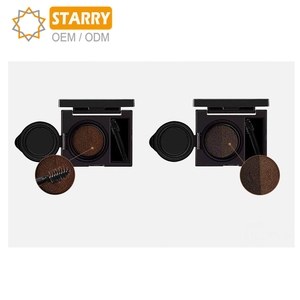 wholesale eyebrow cosmetics double colors air cushion eyebrow cream direct makeup from china