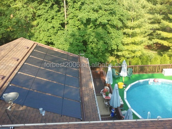 NBR/PVC,EPDM Flexible Solar Panel water heater collector,Solar powered swimming pool pumps