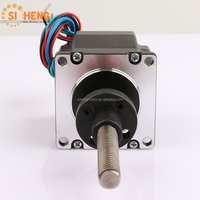 Nema 23 12V Stepper motor Linear Actuators,DC motor for Cutting Machine