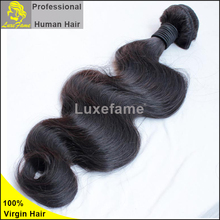 8 inch body wave brazilian hair weft,indian remy ,body wave brazilian human hair extension