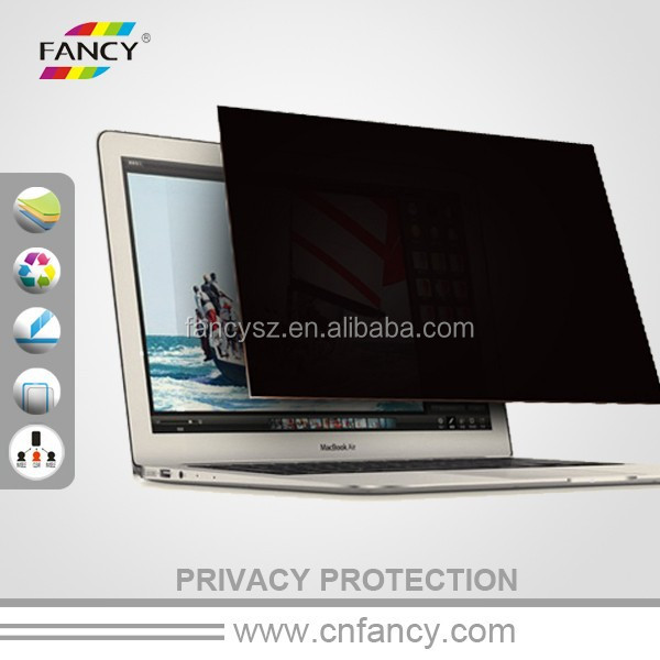 premium PET film laptop computer screen protector privacy for sale