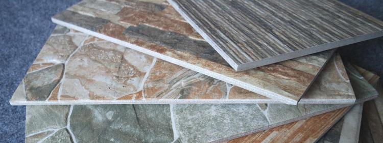 Digital Glazed Outside Ceramic House Outdoor Design Wall Tiles For