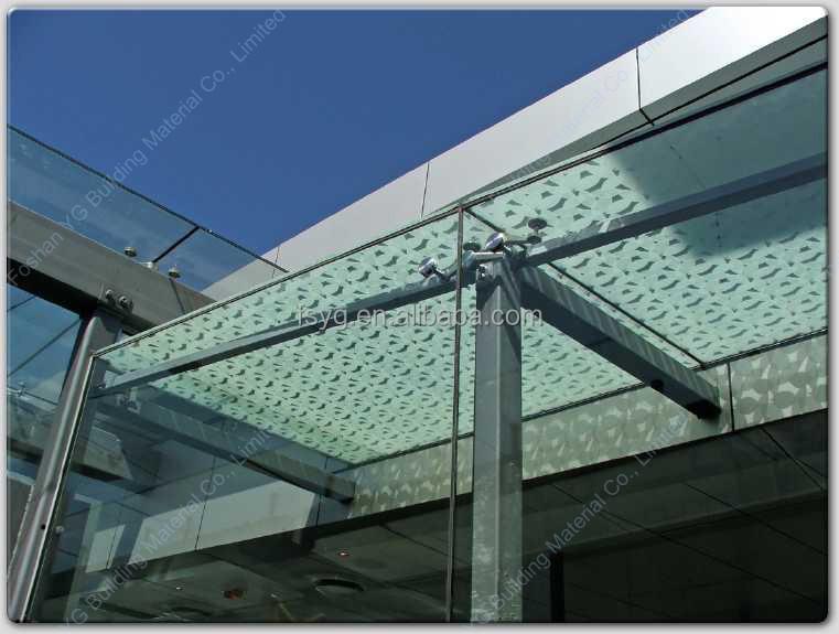 British custom steel structure canopy buy custom steel for Glass roof design