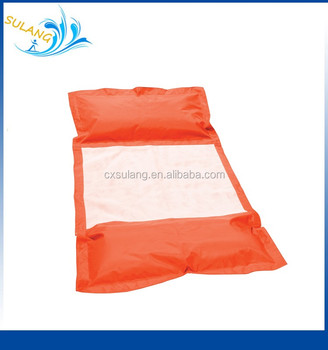 Wholesale Market Folding Bag Chair Bean Floating Low Price