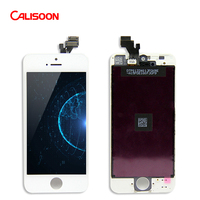 Calisoon Factory Good Price LCD Display Touch Screen with Digitizer Replacement for iPhone 5 Repair Parts
