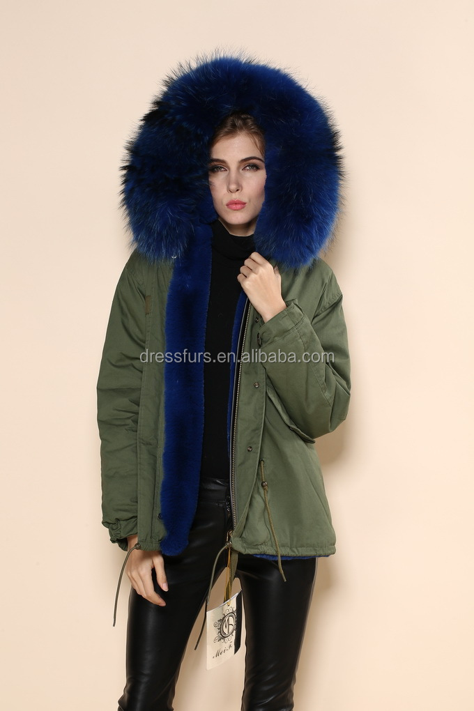 Womens Winter Coat With Real Fur Hood - Tradingbasis