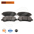 EEP Auto parts front car brake pads for Nissan X-Trail T31 FD1744