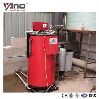 Fuel Natural Gas Steam Boiler 100kg/h For Autoclave Or Vulcanizer ...