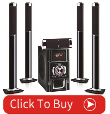 5.1 Subwoofer Amplifier Home Theater Speaker System