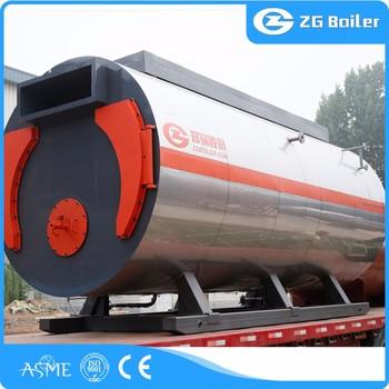1,4 Mw 2,8 Mw 5,6 Mw 7 Mw Öl Gas Kombination Heizkessel Maschine ...