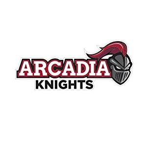 Arcadia Small Magnet 'Official Logo'
