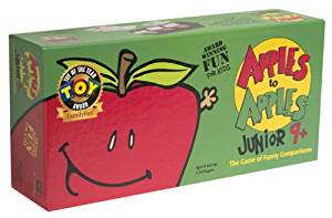Out of the Box - Apples To Apples Junior - 9+