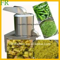 automatic vegetable cutting up machine