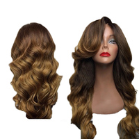 Wholesale 2017 most popular Factory Price Large Stocks Peruvian Hair Lace Wig