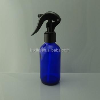 eb51d152250e 4 Oz Cobalt Blue Glass Spray Bottle with Black Trigger Sprayer for  Essential Oils, View cobalt blue glass spray bottle, Hongyuan Product  Details from ...