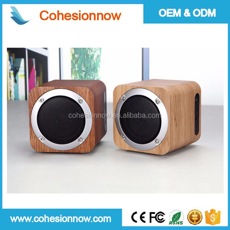 New Arrival Fashion Mobile Phone Computer Accessory Wireless Bluetooth Speaker