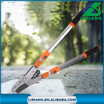 Telescopic Garden pruning tool, tree pruning shear