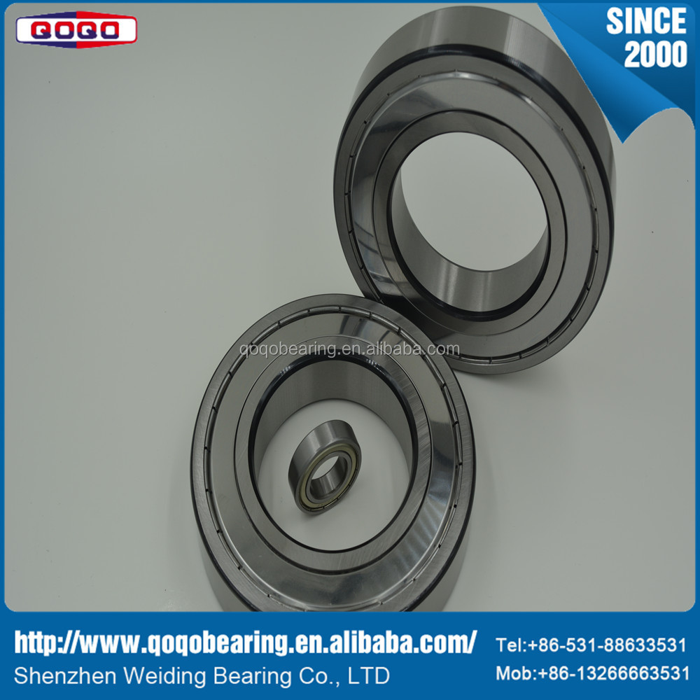 High speed ball bearing with ball bearing plate and super quality deep groove ball bearing