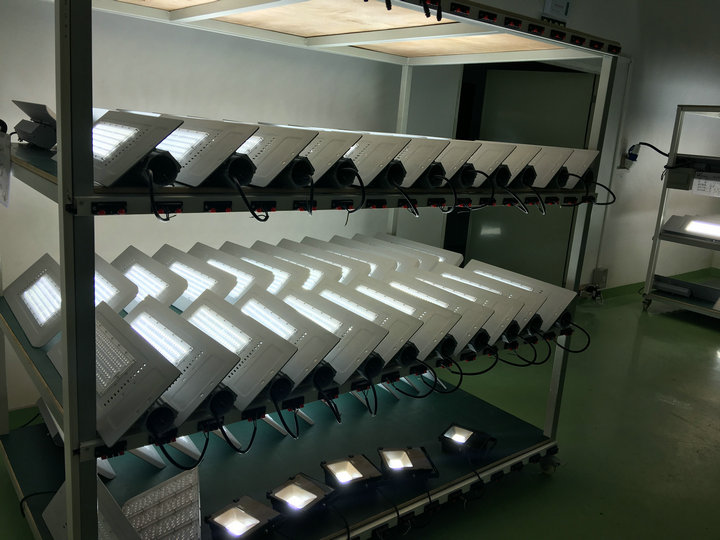 High Power Explosion Proof Ce Rohs 80w Led Street Lamp