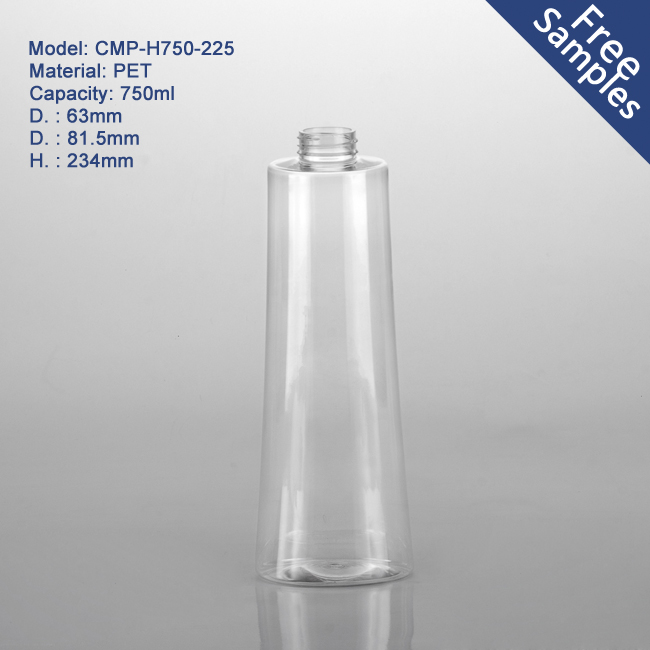 Pet bottle 750ml